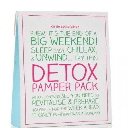 Detox Pamper Pack