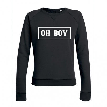 Sweater Oh boy
