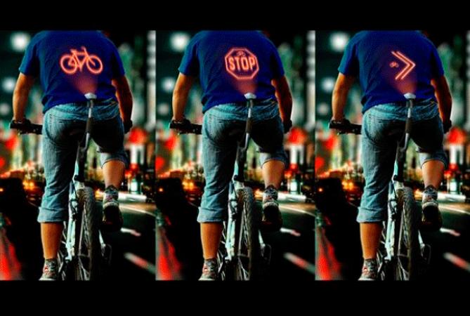 Cyclistes Allumés