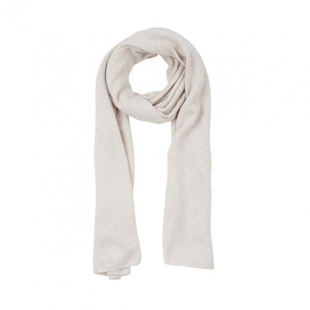 Witte sjaal
