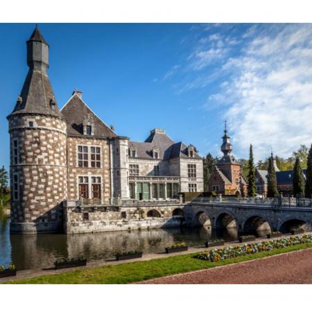 Promenade à Amay, Liège