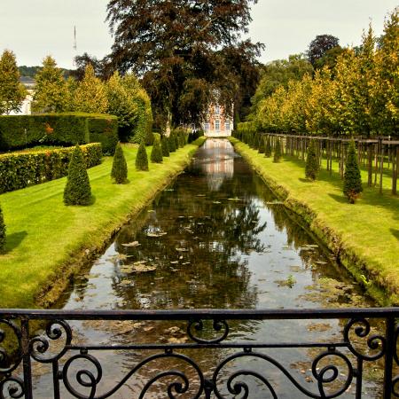 Les Jardins d'Annevoie, Dinant