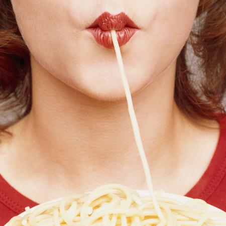 Aspirer ses spaghettis