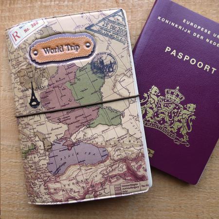 Paspoorthoesje