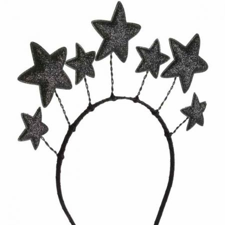 Diadeem met sterren