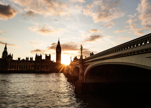 Un voyage en Eurostar à Londres