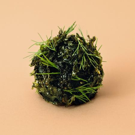 Boulette aux algues