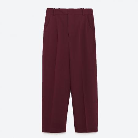 Une jupe-culotte
