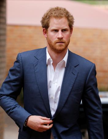 Harry de Grande Bretagne