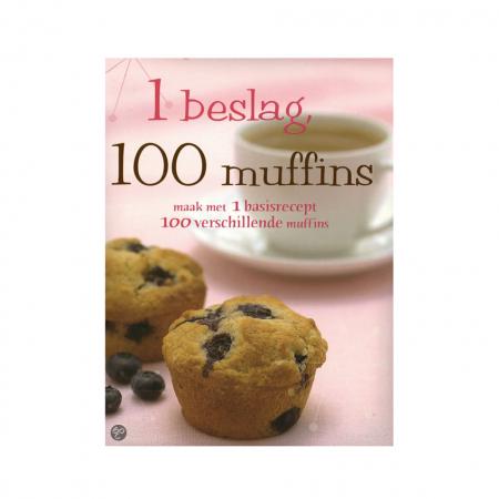 1 beslag 100 muffins