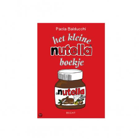 Het kleine Nutella-boekje