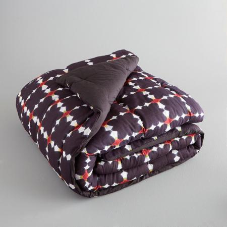 Bedrukt deken
