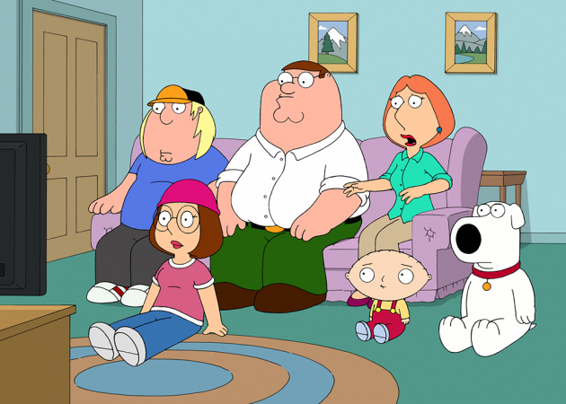 Family Guy (1 aflevering)