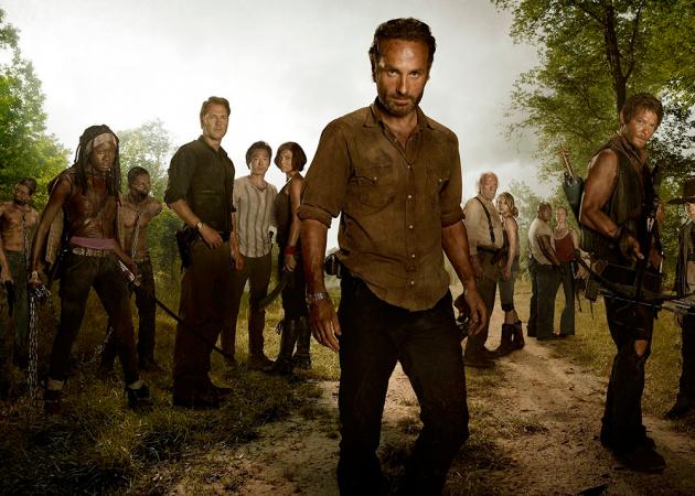 The Walking Dead (1 aflevering)