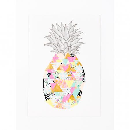 Poster ananas
