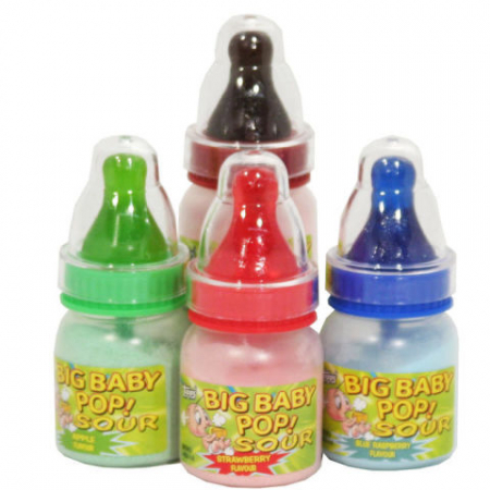 Big Baby Pop-flesjes