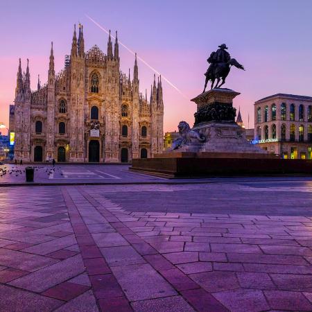 5. Milaan (Italië) – € 582 per maand