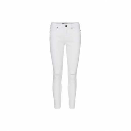 Witte skinny – € 39,95