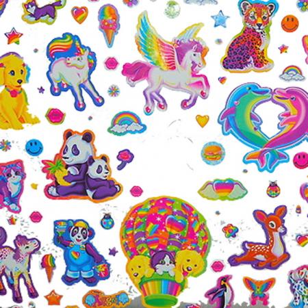 Álle soorten stickers