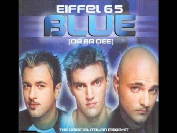 Eiffel 65 – Blue