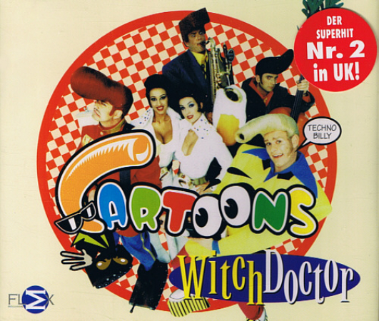 Cartoons – Witch Doctor