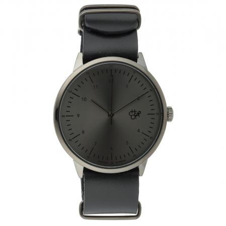 Zwart horloge