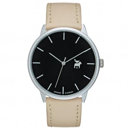 Horloge met lichte band