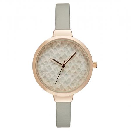 Horloge met dunne band