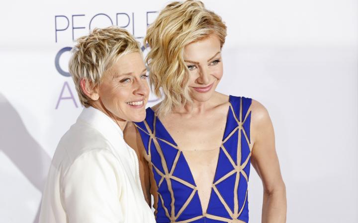 Couple lesbien populaire