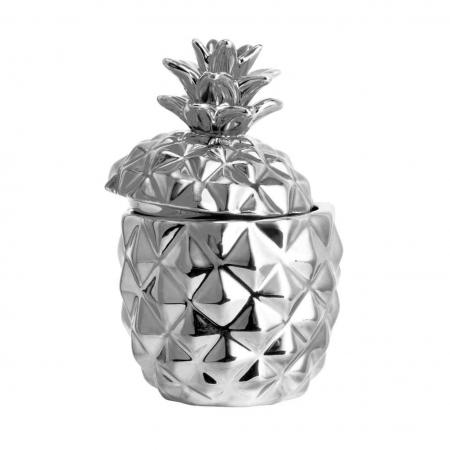 Bougie ananas H&M