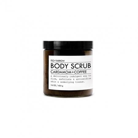 Fig + Yarrow Cardamom + Coffee Body Scrub