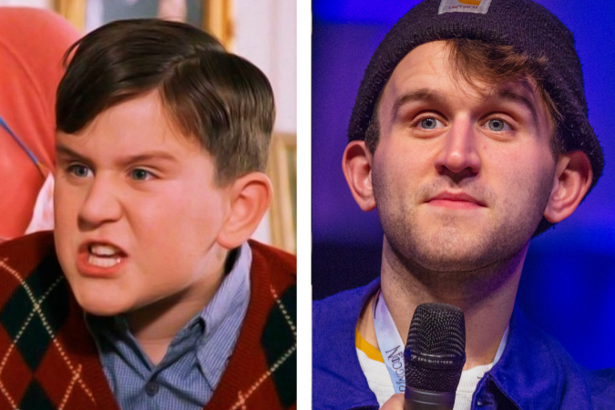 Dudley Dursley – Harry Melling