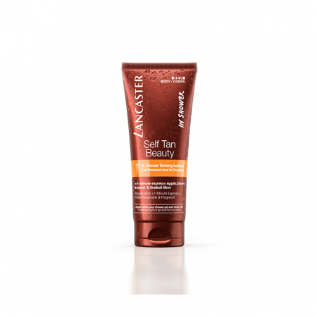 Lancaster Self Tan Beauty Shower Body Lotion