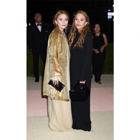 Ashley Olsen and Mary-Kate Olsen