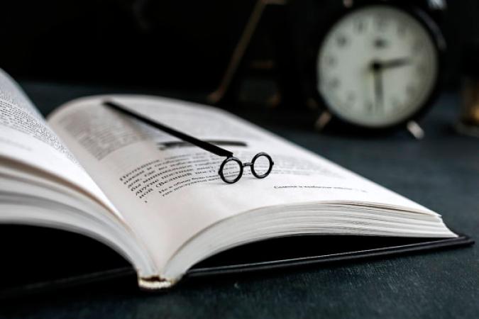 Un look d'Harry Potter