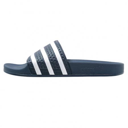 Adidas-sandalen met strepen