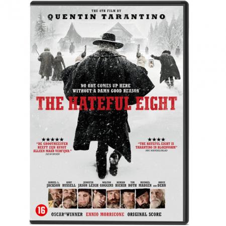 Dvd: 'The Hateful Eight'