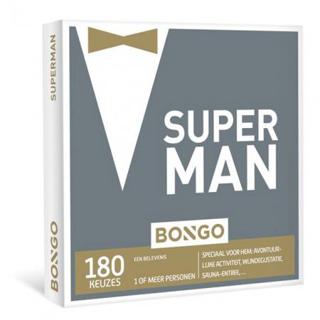 Bongobon: Superman