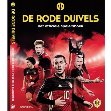Het officiële spelersboek: De Rode Duivels