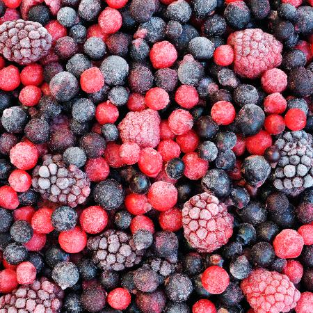 Les fruits rouges