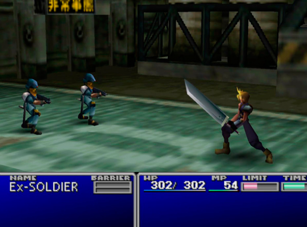Final Fantasy 7 (1997)