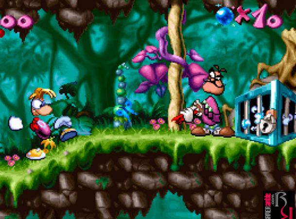 Rayman (1995)