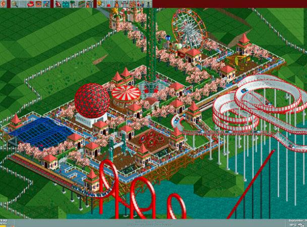 Rollercoaster Tycoon (1999)