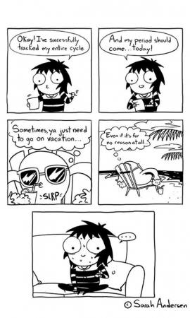 Aaaah, de stress!