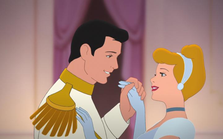 Prins uit Assepoester of Sneeuwwitje