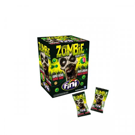 Chewing-gums zombies