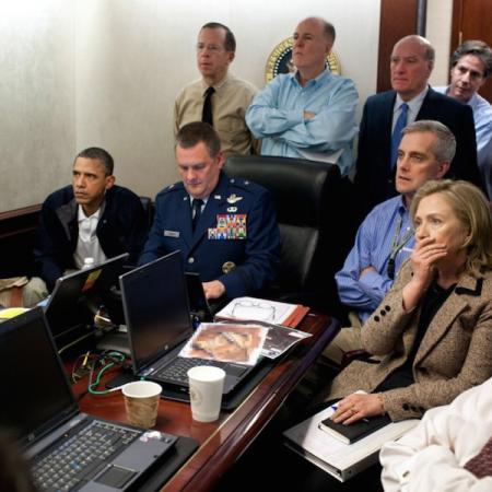 En direct de la mission contre Ben Laden