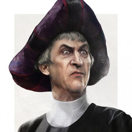 Rechter Claude Frollo