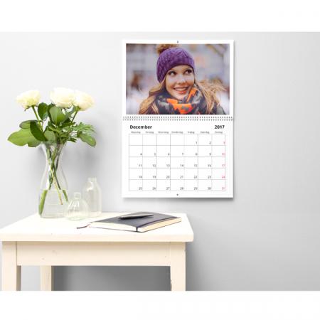 Gepersonaliseerde jaarkalender