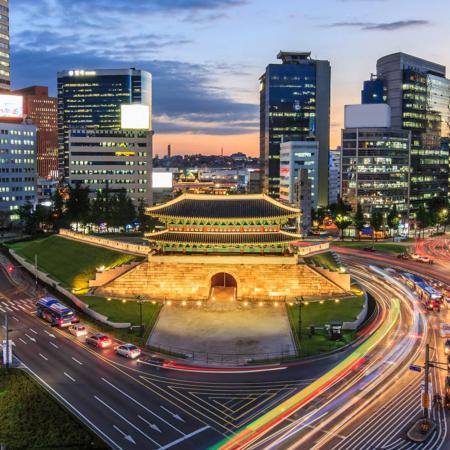 Séoul – Corée du Sud